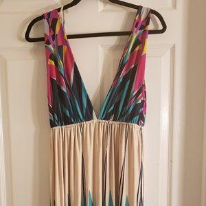 Dresses & Skirts - Deep V dress